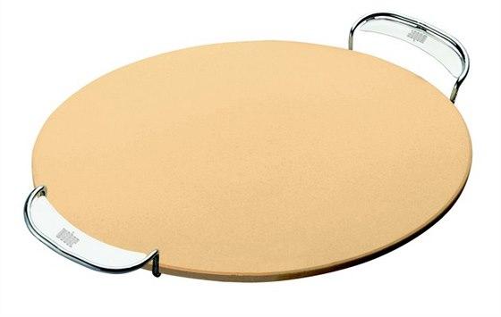 Kámen na pizzu s madly – určený na přípravu chleba, pizzy, koláčů nebo dezertů. Cena 1 369 Kč.