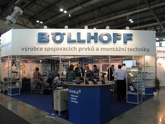 Böllhoff – strategický partner při vytváření spojení