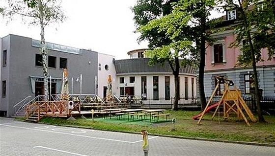 Sklárna Ajeto a Art Glass museum v Novém Boru