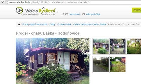 VideoBydlení.cz