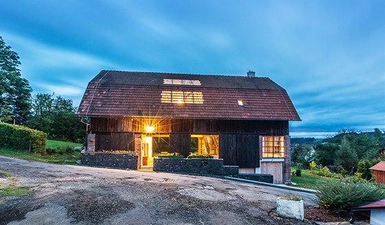 Cena v kategorii rekonstrukce: stodola, Benešov u Semil,  Pavel Nalezený,