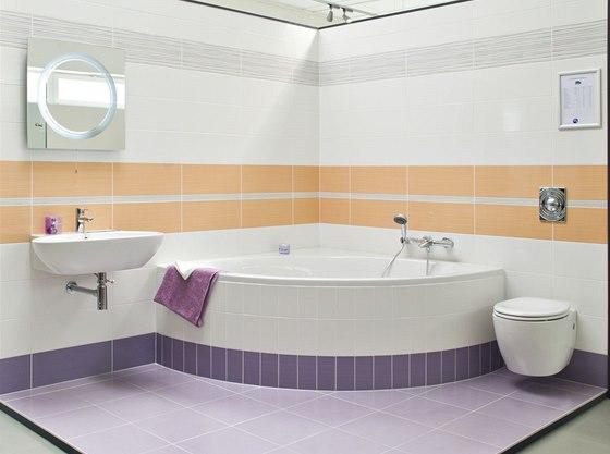 Rohové vany se zástěnou většinou nepočítají.
