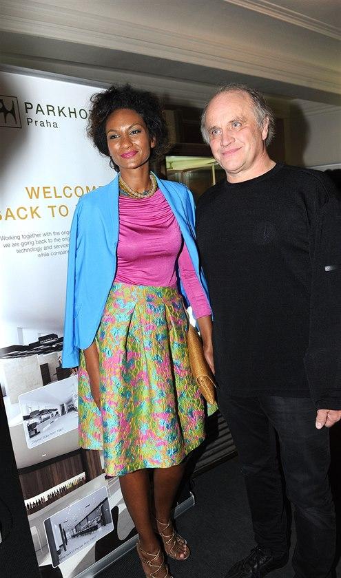 Lejla Abbasov� a Michael Koc�b na cen�ch And�l (14. kv�tna 2014)
