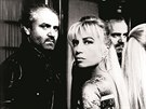 S bratrem Giannim, který byl zastřelen vroce 1997, měla Donatella velmi blízký...