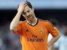 KONEC NADĚJÍ. Zklamaný Xabi Alonso. Real Madrid prohrál s Celtou Vigo a přišel