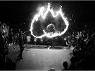 Ohniv� prsten, Ring of Fire, je jednou z nejv�t��ch skateboardingov�ch atrakc�.