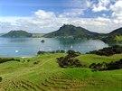 Zelené pastviny a mořské zálivy, to je sever země Northland.