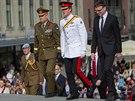 Princ Harry na návštěvě Estonska