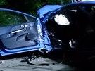 D�lnice D1 byla v noci p�es t�i hodiny uzav�ena kv�li smrteln� nehod� na 181....