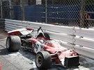Grand Prix de Monaco Historique: Tohle nemuselo být: zničený vůz Ferrari 312B2