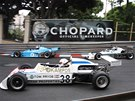 Grand Prix de Monaco Historique: Paolo Barilla s Lajouxem na kufru v Mirabeau