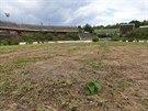 Město po mnoha letech, kdy brněnský stadion za Lužánkami zarostl v džungli,...