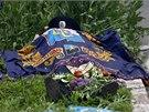 V Mariupolu umírali i policisté. (10. května 2014)