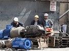Záchranné práce v turecké Somě se zastavily. Podle úřadů už v uhelném dole
