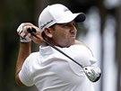 Sergio García na turnaji Players Championship