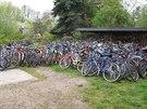V Jičíně lidé nasbírali 373 jízdních kol pro kampaň Kola pro Afriku.