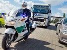 Celorepubliková akce cizinecké policie zaměřená na nelegální migraci se v...