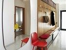 Interiér odráží největší trendy současnosti od  barevného retro stylu až po