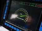 Na jednom ze stanovišť strojvedoucího je registrační zařízení, které...
