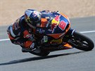 Australský jezdec Jack Miller nenašel ve Velké cdně Francie přemožitele ve...