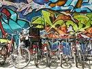 Bicykly před Berlínskou zdí