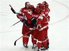 Běloruská branková radost v utkání s Německem