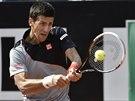 Novak Djokovi� na turnaji v ��m�