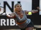 Serena Williamsov� na turnaji v ��m�
