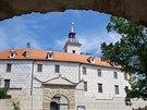 Starý zámek v Jevišovicích