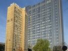 Původní budova vydavatelství Axel Springer v Berlíně byla postavena v...