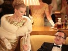 Nicole Kidmanová a Tim Roth ve filmu Grace of Monaco (2014)