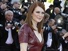 Julianne Moore (Cannes, 15. května 2014)