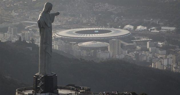 Brazilské Rio de Janeiro se p�ipravuje na �ampionát ve fotbale, který za�ne 12....