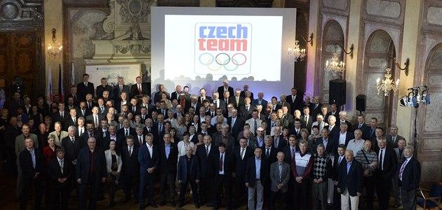 Výro�ní setkání olympionik�, kte�í p�ed 30 lety p�i�li o hry v Los Angeles.
