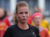 Maratonská šampionka Kateřina Kriegelová