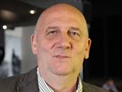 Vitalij Jaroševskij, zástupce šéfredaktora ruského opozičního listu Novaja Gazeta.