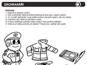 Pracovní list k 9. stanovišti: Záchranáři