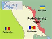 Region Podněstří