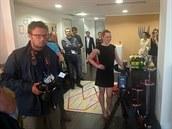 Ukázkový byt Google vznikl na pouhých několik dní v centru Prahy. Zaměstnanci...