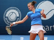 Barbora Krejčíková na turnaji Sparta Prague Open