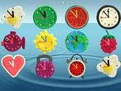 Bizarní i trochu umírněnější vzhled hodin nabízí aplikace KM Clock Widgets