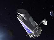 Lovec exoplanet - dalekohled Kepler