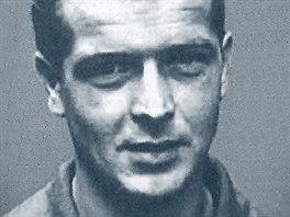 Bývalý československý fotbalový reprezentant Ladislav Přáda (1932 - 1995)