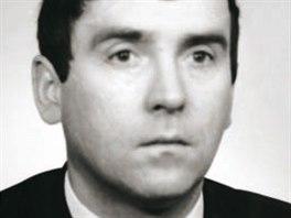 Jan Fila na snímku z roku 1975