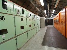Napájení stanice je vícezdrojové. Zvláštností metra je, že vysokonapěťová část...