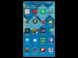 Displej smartphonu Alcatel One Touch Idol Alpha