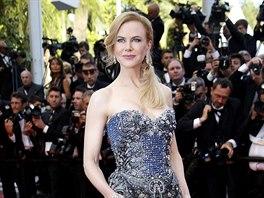 Nicole Kidmanová (Cannes, 14. května 2014)