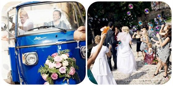 Svatby v zahraničí lákají páry čím dál více