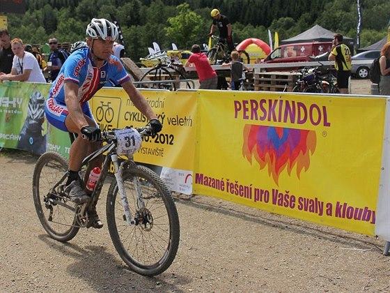 Perskindol jako hrd� partner z�vodu Genesis Bike Prague a Malevil Cup
