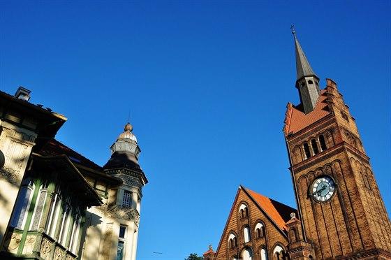 Centrum Ostravy � jako historickou perlu vn�m� moravskoslezskou metropoli...